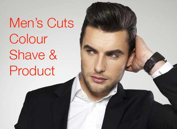Men's Cut & Shave