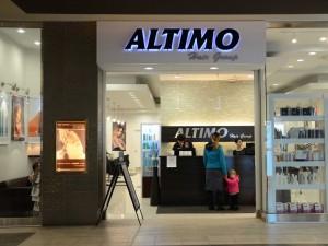 Altimo Salon - Kinsway Mall